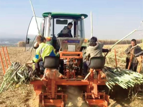 sowing and planting machinery